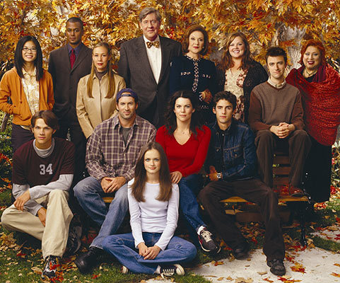 Gilmore Girl Cast- Courtesy of Google Images