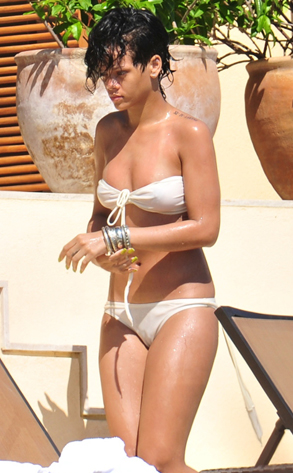 Rihanna in Mexico, Courtesy of Google Images